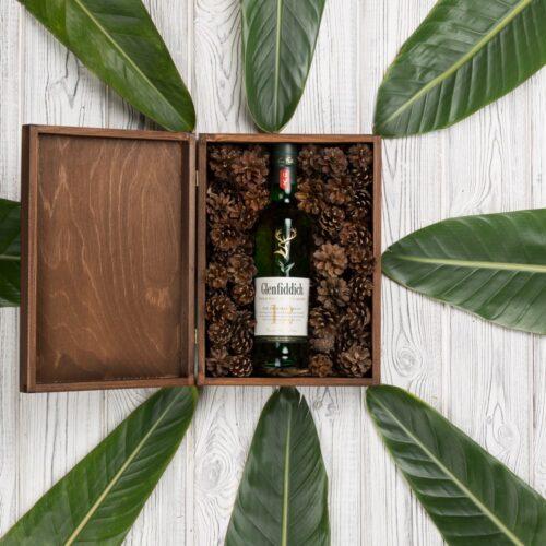 glenfiddich whisky na prezent